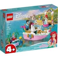 LEGO Disney Princess 43191 Ariel's Celebration Boat