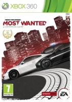 Need for Speed Most Wanted 2 Limited Edition (X360) použité