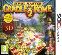 Jewel Master: Cradle of Rome 2 (3DS)