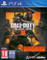 Call of Duty: Black Ops 4 Specialist Edition (PS4)