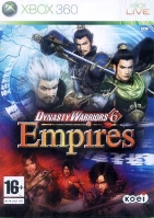 Dynasty Warriors 6 Empires (X360) použité