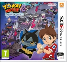 YO-KAI Watch 2: Psychic Specters (3DS)