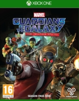 Guardians of the Galaxy: The Telltale Series (XONE)