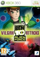 Ben 10 Alien Force: Vilgax Attacks (X360)
