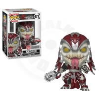 Funko POP Games: Gears of WaS3 - Skorge w/ Staff