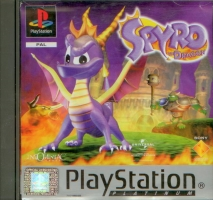 Spyro: The Dragon (PSX) použité