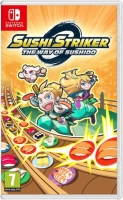 Sushi Striker: The Way of Sushido (Switch) použité