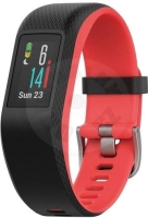 Garmin VivoSport S/M - black/red