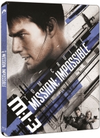 Mission: Impossible III UHD+BD + Steelbook (BD)