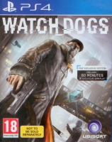 Watch_Dogs (PS4) použité