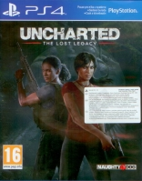Uncharted: The Lost Legacy (PS4) použité