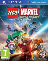 Lego Marvel Super Heroes: Universe in Peril (PSV)