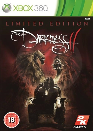 The Darkness II: Limited Edition (X360) použité