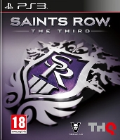 Saints Row: The Third (PS3) použité