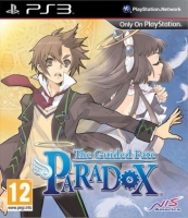 The Guided Fate Paradox  (PS3) použité