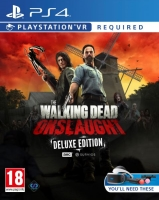 The Walking Dead: Onslaught VR Deluxe Edition (PS4)
