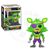 Funko POP Games: FNAF Black Light-Foxy