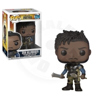 Funko POP Marvel: Black Panther - Killmonger