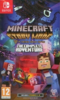 Minecraft: Story Mode (Switch)