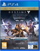 Destiny: The Taken King Legendary Edition (PS4) použité
