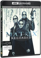The Matrix Reloaded UHD+BD (BD)