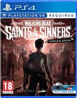 The Walking Dead: Saints & Sinners The Complete Edition VR (PS4)