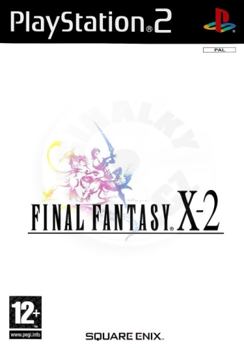 Final Fantasy X-2 (PS2) použité