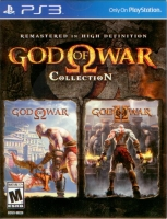 God of War Collection (PS3) použité