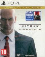 Hitman: The Complete First Season Steelbook (PS4)