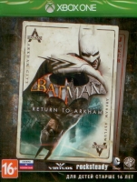 Batman: Return to Arkham (XONE)