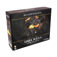 Dark Souls - desková hra - Iron Keep Expansion EN