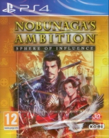 Nobunagas Ambition: Sphere of Influence (PS4)