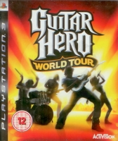 Guitar Hero: World Tour (PS3) použité