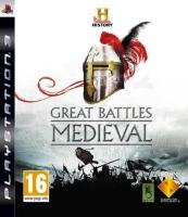 History: Great Battles Medieval (PS3) použité
