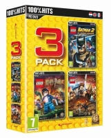 Lego Batman 2 + Lego Harry Potter léta 5-7 + Lego Lord of the Rings  (PC)