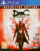 DMC: Devil May Cry Definitive Edition (PS4)