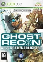 Ghost Recon: Advanced Warfighter (X360) použité