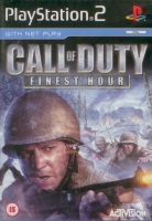 Call of Duty: Finest Hour (PS2) použité