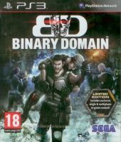 Binary Domain - Limited Edition (PS3)