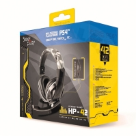 Steelplay Wired Headset - HP42 Camo (PC/PS4/Switch/XONE)