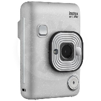 Fujifilm Instax Mini Liplay - white