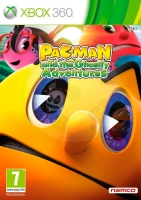 Pac-Man and the Ghostly Adventures (X360)