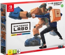 Nintendo Labo Robot Kit (Switch)