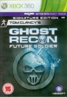 Tom Clancy´s Ghost Recon Future Soldier - Signature Edition (X360) použité