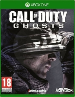 Call of Duty: Ghosts (XONE) použité