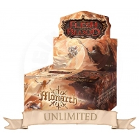 Flesh & Blood TCG - Monarch Unlimited Booster Pack