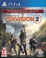 Tom Clancy's: The Division 2 - Washington Edition (PS4)
