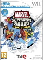 uDraw Marvel Super Hero Squad Comic Combat (Wii)