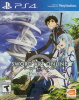 Sword Art Online 3: Lost Song (PS4)