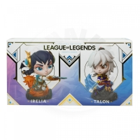 Figúrka League of Legends - Irelia and Talon